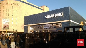 Samsung Hadirkan Kemewahan Galaxy Fold