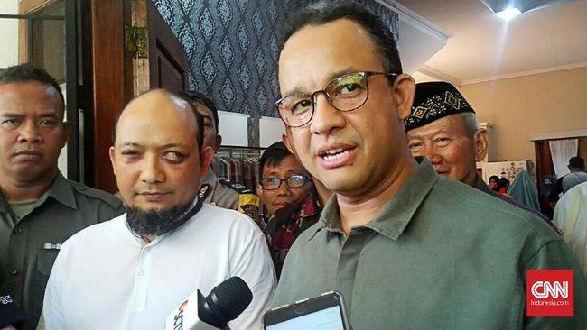 Tampik Isu, Novel Baswedan Klaim Tak Ada Kasus Anies di KPK