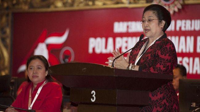 Megawati Wacanakan Kembali GBHN Kekinian