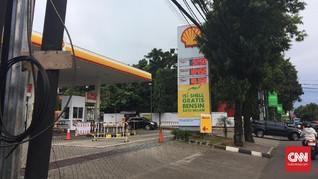 Shell dan Total Latah Naikkan Harga BBM Nonsubsidi pada Juli