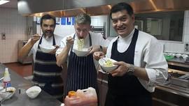 Koki Vindex Tengker Siap Buka Restoran Indonesia di LA