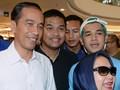Jokowi Akui Kalah Ganteng dan 'Cling' dengan AHY