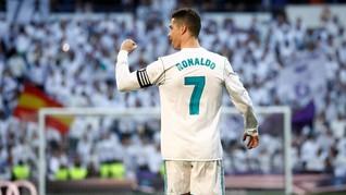 Gaji Ronaldo di Juventus: Rp16 Ribu per Detik