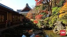 Deretan Kuil Legendaris di Tokyo
