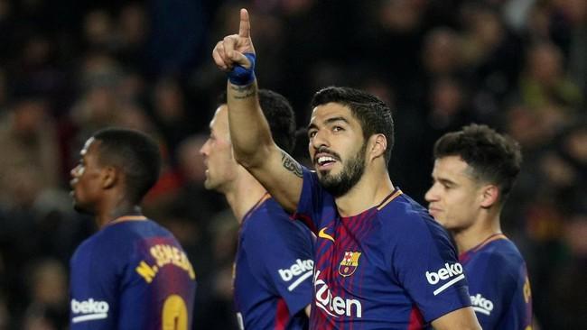 Kalahkan Girona 6-1, Barcelona Kembali Menjauh dari Madrid