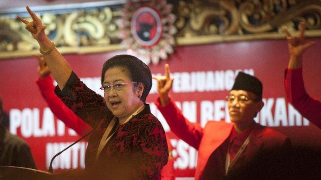 Kader PDIP Protes Berita soal Gaji Megawati Rp112 Juta