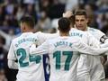 Cetak Gol, Ronaldo Minta Fan Madrid Puji Benzema