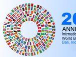 Simak Rangkaian Agenda Hari Terakhir IMF-WB Annual Meetings