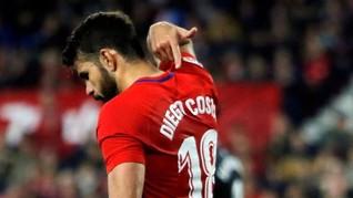 Diego Costa Dorong Lawan, Diving, dan Cetak Gol dalam 1 Menit