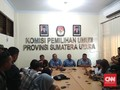 Indo Barometer: Djarot-Sihar Unggul dari Eddy Rahmayadi