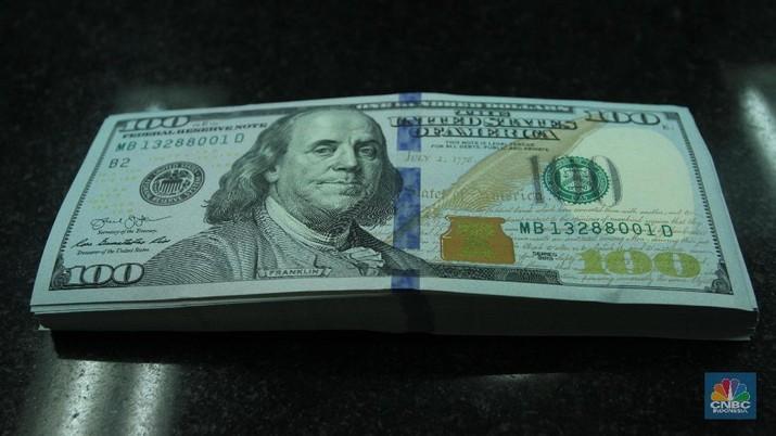 Dolar AS Mulai Melawan Balik