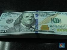 Bangkit! Dolar AS Libas Rupiah hingga Emas