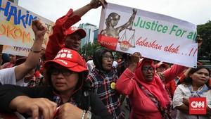 Jurkam Jokowi: Ahoker Masih Solid Dukung di Media Sosial