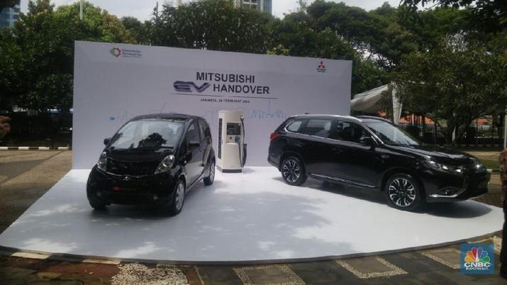 Indonesia menargetkan pangsa pasar mobil listrik dapat mencapai 20% dari total penjualan otomotif.