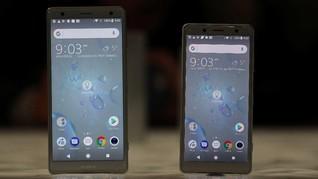 Sony Rilis Xperia XZ2, Amunisi Jegal Samsung Galaxy S9