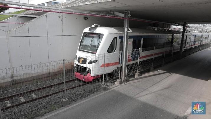 Penumpang Sepi, Kereta Bandara Obral Harga Tiket
