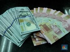 Rupiah 'Diuji' Agar Tak Menyentuh Rp 14.000/US$