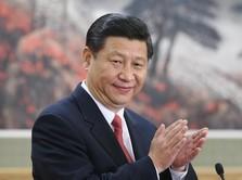 China Proyeksikan Pertumbuhan Ekonomi Lebih Rendah di 2018