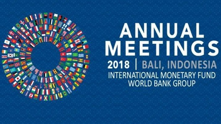 Persiapan IMF-World Bank Annual Meeting Sudah 85%