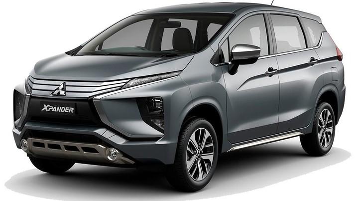 Xpander menjadi mobil terlaris di Indonesia pada Februari 2018.