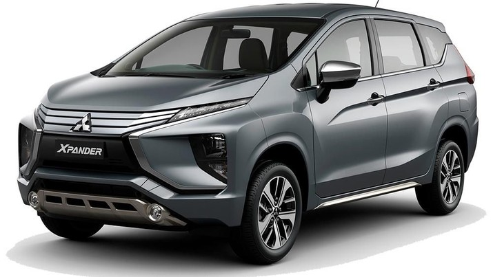 Penjualan Mitsubishi Xpander unggul dari Toyota Avanza.
