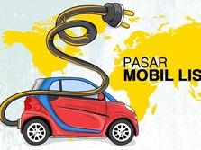 Geliat Pasar Mobil Listrik di Dunia