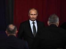 Tiba-tiba Putin Didemo Ribuan Warga Rusia, Kok Bisa?