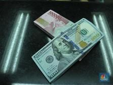 Rupiah Nyaris Tembus Rp 13.800/US$