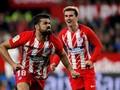 Costa: Griezmann Harus Buat Sejarah di Atletico Sebelum Pergi