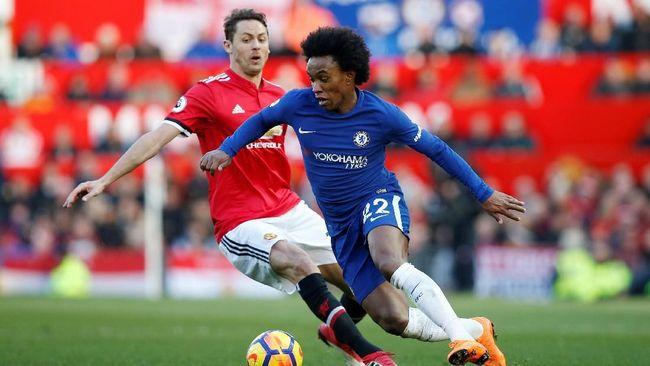 Guyonan Matic Ungkap Surat di Laga Man United vs Chelsea