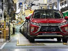 Penjualan Mobil Kuartal I-2018 Tercatat 291.920 Unit, Naik 3%