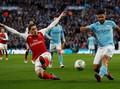 Aguero: Gol Saya ke Gawang Arsenal Bukan Pelanggaran