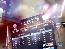 Ikuti Bursa Regional, IHSG Dibuka Melemah 0,35% ke 6.598,93