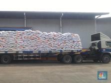 Beras Impor Siap Digelontorkan ke Pasar Jelang Puasa