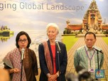 Melihat Lagi Keakraban Sri Mulyani dan Christine Lagarde