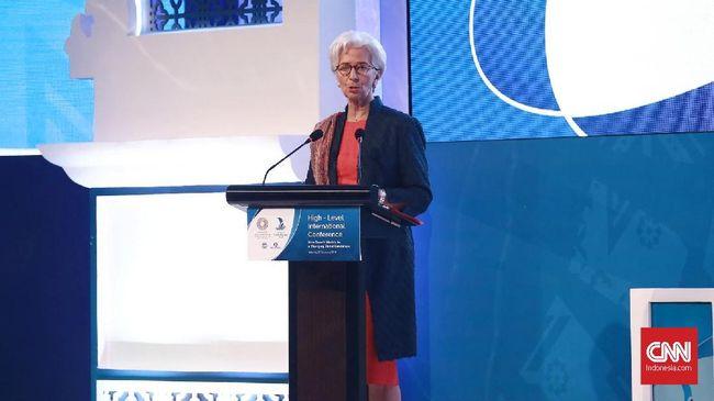 Bos IMF Beri Jurus Indonesia Hadapi Kondisi Global
