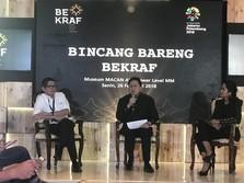 55% Pelaku Usaha Kreatif di Indonesia adalah Wanita