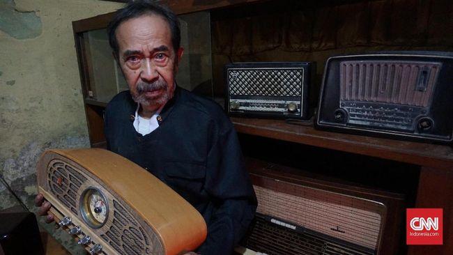 'Dokter' Penyelamat 'Nyawa' Radio Antik