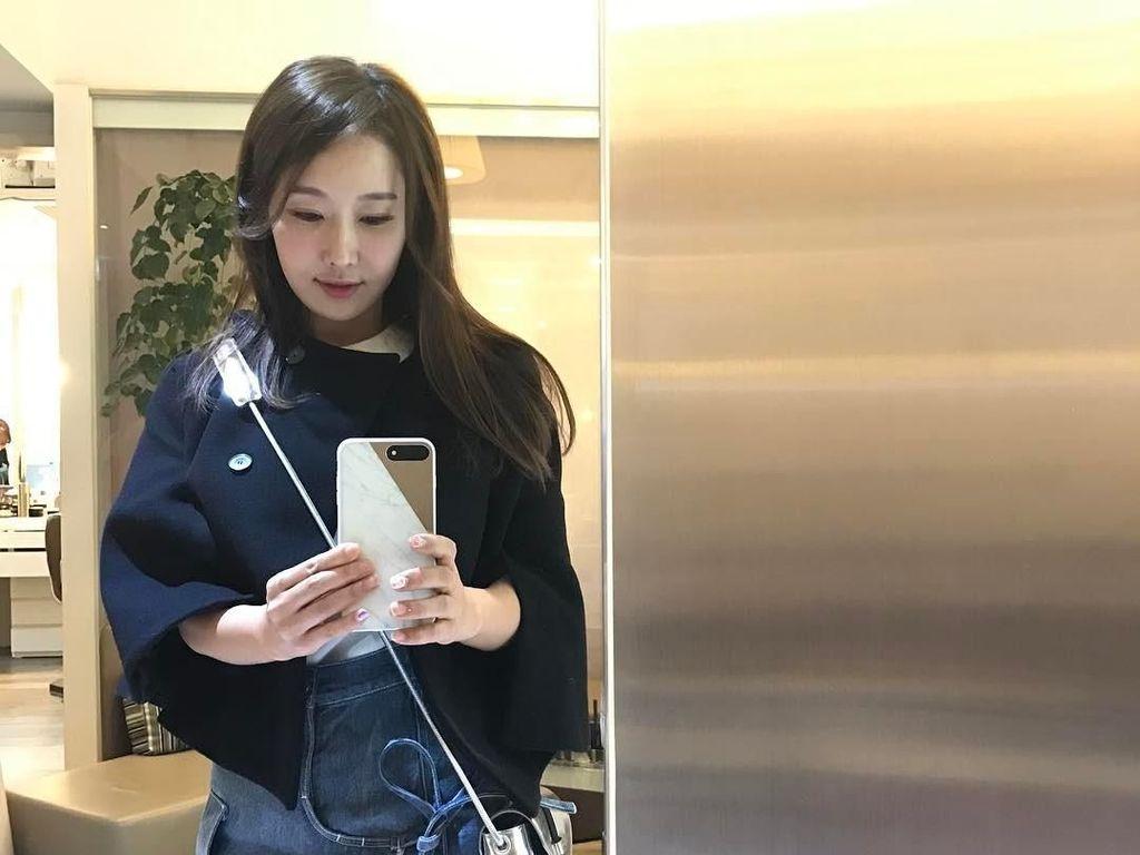 Potret Memesona Dokter Gigi Cantik 49 Tahun yang Terlihat Seperti Usia 20-an