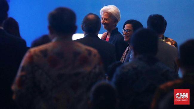 Sri Mulyani Sebut Lagarde Hadapi Tugas Berat Jadi Bos ECB