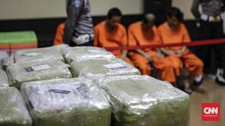BNN Duga Ada Upaya Cuci Uang Bandar Narkoba Lewat Gaji TKI