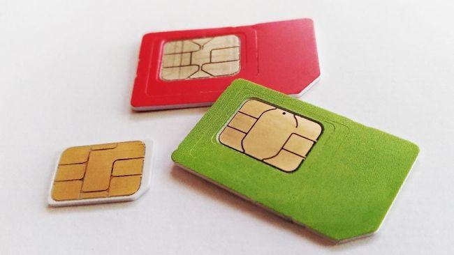 DPR 'Endus' Kebocoran Data Registrasi Kartu SIM