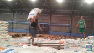 Darmin: Beras 240.000 Ton Masuk Maret dari Thailand & Vietnam