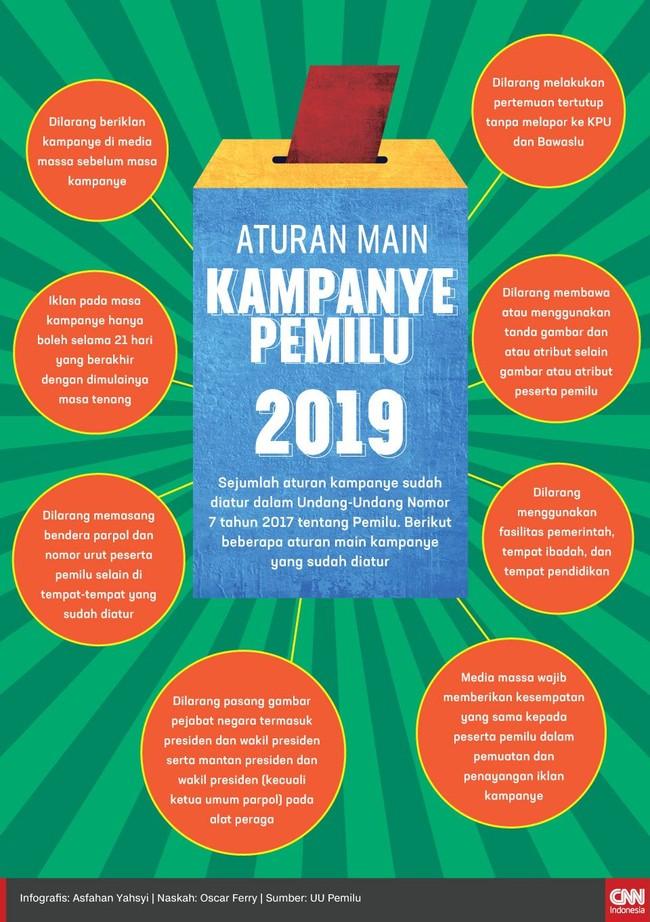 Pilpres 2019 Contoh Poster Pemilu 2019