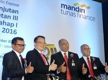 Salurkan Pembiayaan, MTF Andalkan Pendanaan Dari Bank Mandiri