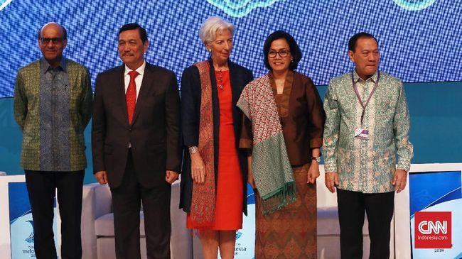 Sri Mulyani Tegaskan Bos IMF Tak Datang untuk Beri Utang