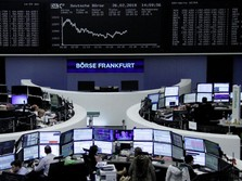 Bursa Saham Eropa Cenderung Stagnan, Setelah Asia Terkoreksi