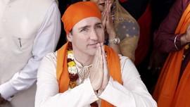 Foto Trudeau Berdandan Rasial ke Pesta Picu Kontroversi