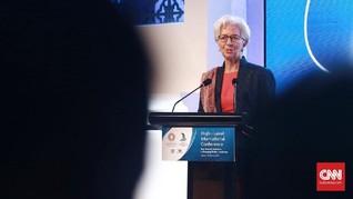 IMF Sebut Awan Gelap Ekonomi Dunia dari Proteksionisme Dagang