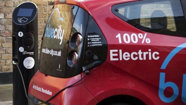 Energi Listrik, Simpan Saja di Bodi Mobil
